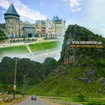 Khám Phá Đà Nẵng - Ngũ Hành Sơn - Hội An - Bà Nà Hill - Huế - Phong nha 5N4Đ + Tặng Vé Du Thuyền Sông Hàn