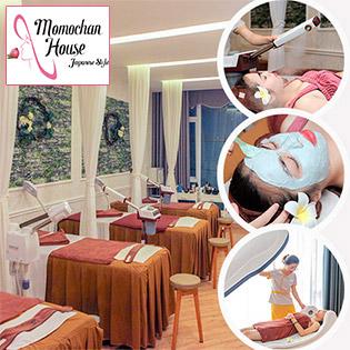 Combo Massage Cổ Vai Gáy Và Detox Da Thải Độc Siêu Thích, Siêu Thư Giãn - Momochan House Spa