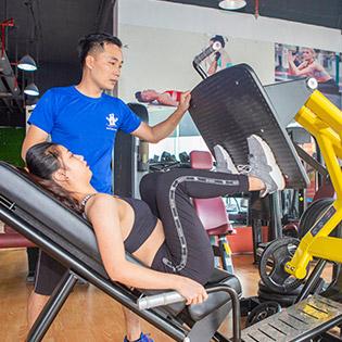 Thẻ Tập Gym Full Time 01 Tháng Không Giới Hạn Số Buổi Tại Green Stars Fitness & Yoga