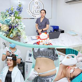 Triệt Lông Vĩnh Viễn/ Tan Mỡ, Giảm Béo Siêu Tốc - Hiệu Quả Ngay Lần Đầu Tiên - Zaha Beauty Clinic