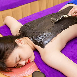 90 Phút Body Thải Độc Đắp Bùn Cứu/ Foot Massage - Beauty Spa