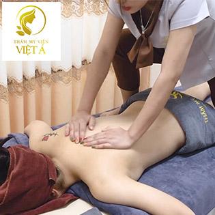 Massage Body Thư Giãn - Thẩm Mỹ Viện Việt Á