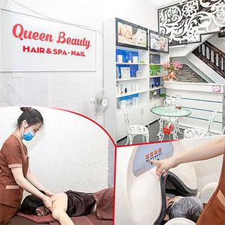 Ủ Dưỡng Trắng Da Phi Thuyền Chỉ 89K Tại Queen Beauty Hair & Spa