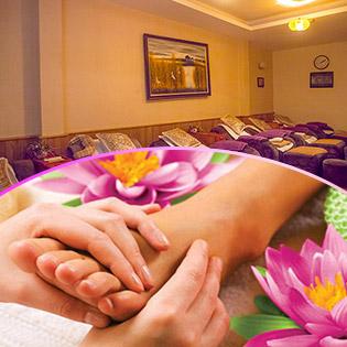 60 Phút Foot Massage Không Giới Hạn Voucher - Phú Foot Massage