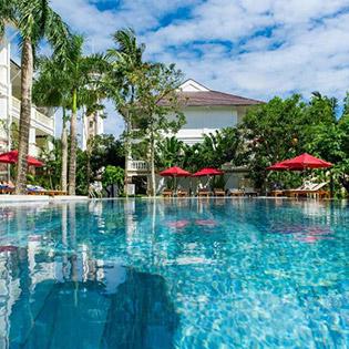 Nghỉ Dưỡng 3N2Đ Tại Chez Carole Center Resort & Spa Phú Quốc 4* + Miễn Phí Đón Tiễn Sân Bay, Ăn Sáng Buffet - Cho 02 Khách