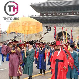 Tour Hàn Quốc 01 Ngày Ngắm Nhìn Lịch Sử - Cho 01 Khách