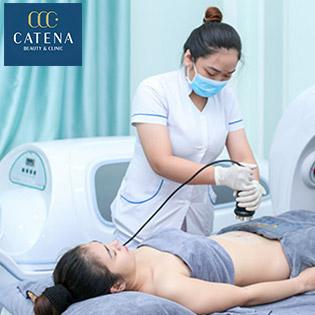 Giảm Mỡ Bụng Công Nghệ RF - Công Nghệ Châu Âu Hiện Đại Nhất 2019 Độc Quyền Tại Catena Beauty & Clinic