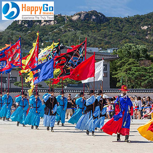 Tour Hàn Quốc 5N4Đ - Dành Cho 01 Khách
