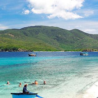 Tour 3 Đảo - Lặn Bình Hơi Vịnh San Hô - Dành Cho 01 Người