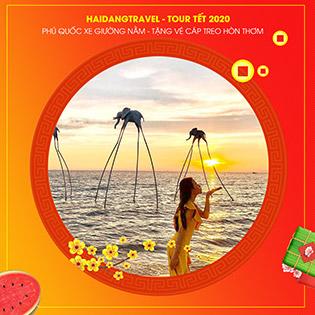 Tour Phú Quốc 3N3Đ Siêu Hot - Xe Giường Nằm - Tặng Vé Cáp Treo Hòn Thơm Sunset Sanato - Khám Phá Vinpearl - Safari Phú Quốc - Buffet Trưa Hòn Thơm