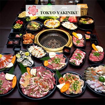 Buffet Nướng, Lẩu, Sashimi & Sushi Nhật Hơn 100 Món Tại Nhà Hàng Tokyo Yukai