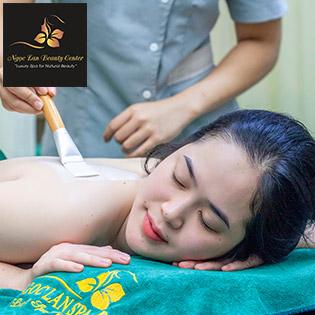 Tắm Trắng - Làn Da Trắng Sáng Tức Thì - Ngọc Lan Beauty Center