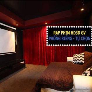 Xem Phim HD, 3D Mới Nhất - Phòng Vip - Không Giới Hạn Người Xem Tại Happy Cinema Cafe Gò Vấp