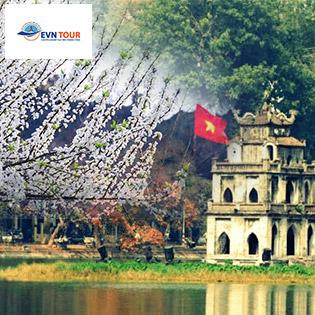 Tour Sắc Màu Tết Tây Bắc 6N5Đ - Hà Nội - Mai Châu - Mộc Châu - Sơn La - Điện Biên - Sapa Mờ Sương - Chinh Phục Đỉnh Fansipan
