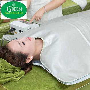 Trải Nghiệm Tắm Trắng Body Tại Green Beauty Spa