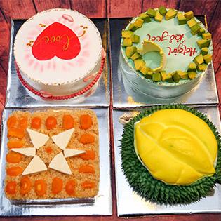 Hệ Thống Satra Bakery & Cafe - Bánh Kem 2 Tấc Với Nhiều Lựa Chọn Hấp Dẫn