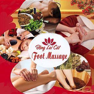 90 Phút Foot Massage Không Giới Hạn Voucher - Foot Massage Bồng Lai Cát