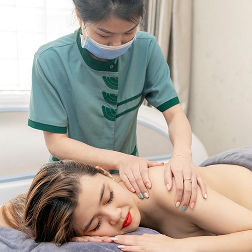 75 Phút Massage Body Thư Giãn Cơ Thể Tại Mohee Beauty (Spa - Mi - Nail)