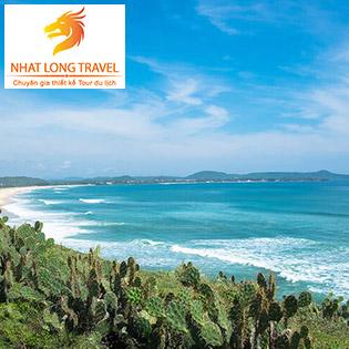 Tour Quy Nhơn - Phú Yên - Thiên Đường Biển Đảo 3N2Đ - Cho 01 Người