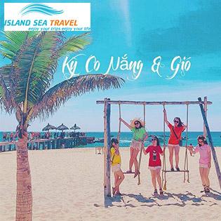 Tour Quy Nhơn - Phú Yên 3N3Đ - Cầu Thị Nại - Kỳ Co - Eo Gió - Ghành Đá Đĩa - Đầm Ô Loan - Du Ngoạn Biển Miền Trung - Thưởng Thức Hải Sản