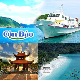 Tour Khám Phá Côn Đảo 2N2Đ - Đi Xe, Tàu Cao Tốc Tại Sóc Trăng - Tham Quan, Tắm Biển, Thưởng Thức Hải Sản