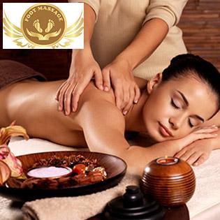 70 Phút Massage Body - Foot Massage Bồng Lai Cát