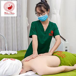 90 Phút Massage Body Thư Giãn Kết Hợp Chăm Sóc Da Mặt Tại Miêu Châu Spa