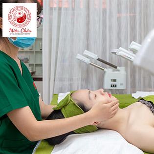 Trị Mụn Chuẩn Y Khoa Hiệu Quả Tặng Gội Đầu Dưỡng Sinh Tại Miêu Châu Spa