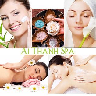 (90 Phút) Chăm Sóc Facial Care Chuyên Sâu/ Tắm Trắng Bật Tone, Mịn Màng Tự Nhiên/ Massage Body Đá Nóng Tại Ái Thanh Cosmetic Spa