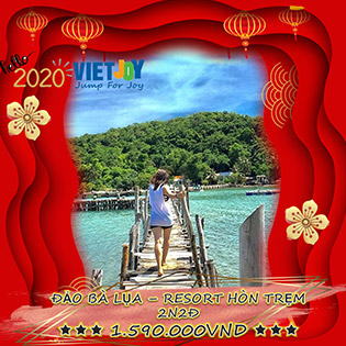 Tour TPHCM - Đảo Bà Lụa - Trà Sư 2N2Đ - Khởi Hành Thứ 6 Hàng Tuần