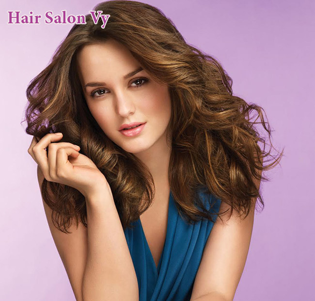 Hair Salon Vy - Trọn Gói Làm Tóc + Phục Hồi Tóc Cao Cấp - Tặng Hấp Dầu