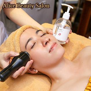 Chăm Sóc Da Mặt Chuyên Sâu/ Massage Chân/ Lột Da Tay Sinh Học/ Hấp Trắng - Alice Beauty Salon