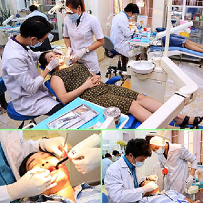 Nha Khoa An Tâm - Tẩy Trắng Răng Hiệu Quả Bằng Công Nghệ Plasma Không Ê Buốt