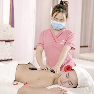 Đặng Vi Spa 5* Đà Nẵng 120 Phút Độc Quyền Điều Trị Mụn Chuẩn Y Khoa, Massage Body Đá Nóng Chuyên Sâu