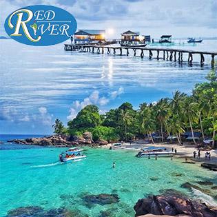 Tour Bắc Đảo Phú Quốc 1 Ngày – Làng Chài Rạch Vẹm - Mũi Gành Dầu - Rừng Nguyên Sinh - Nhà Thùng Nước Mắm - Khởi Hành Hàng Ngày. Không Phụ Thu Cuối Tuần