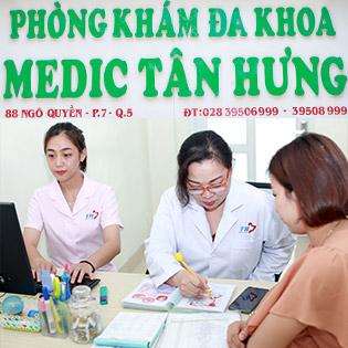 Dịch Vụ Khám Phụ Khoa Với Bác Sĩ Chuyên Khoa II Bệnh Viện Từ Dũ Tại Trung Tâm Chẩn Đoán Y Khoa Medic Tân Hưng