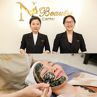 Cấy Tảo Xoắn/ Hồng Sâm/ Chạy Vitamin C/ HA/ Hút Chì/ Thanh Lọc Da - N Beauty Center 5*