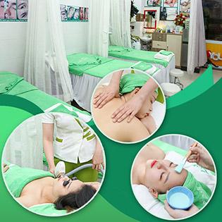 Buffet Spa - 08 Combo Mặt, Massage Body, Triệt Lông, Nối Mi, Phun Xăm 90' - Liss Beauty Spa
