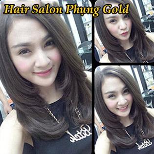 Salon Phụng Gold - Trọn Gói Tạo Mẫu Tóc Công Nghệ Mới Miễn Phí Hấp Dầu