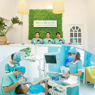 Viện Nha Khoa Thẩm Mỹ Smile Beauty - Cạo Vôi/ Tẩy Trắng Răng Laser-Teeth-Whitening Không Đau, Không Ê Buốt (Đã Bao Gồm Cạo Vôi, Đánh Bóng)