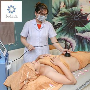 Chăm Sóc Da Trắng Mịn/ Giảm Béo Hiệu Quả Siêu Tốc Tan Mỡ Với Công Nghệ CNC (60P) Tại Winner Beauty Spa