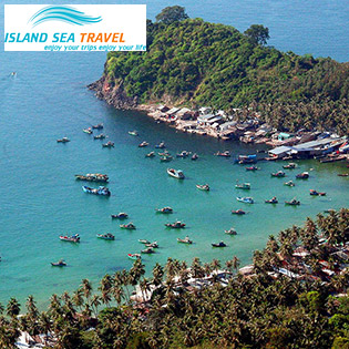 Tour Đảo Hòn Sơn 2N2Đ – Khám Phá Ma Thiên Lãnh Ngọn Núi Của Những Câu Chuyện Liêu Trai - Tham Quan - Dã Ngoại - Tắm Biển - Thưởng Thức Hải Sản