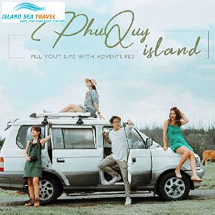 Tour VIP Hành Trình Khám Phá Biển Đảo Phú Quý Phan Thiết 2N2Đ - Tham Quan - Dã Ngoại - Thưởng Thức Hải Sản