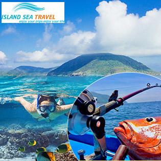 Tour Vip Khám Phá Côn Đảo 3N3Đ – Tham Quan Cụm Di Tích Côn Đảo - Câu Cá - Lặn Ngắm San Hô - Tắm Biển, Thưởng Thức Hải Sản Đi Xe, Tàu Cao Tốc Tại Sóc Trăng