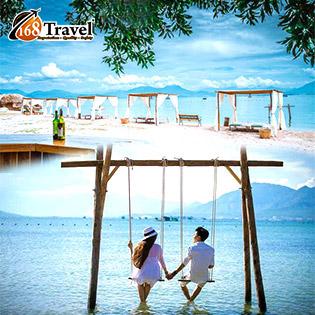 Tour VIP Tam Bình 3N3Đ - Bình Lập - Bình Ba - Bình Tiên - Vĩnh Hy - Khu Du Lịch Sao Biển - Resort Ngọc Sương - Tặng Gối Du Lịch