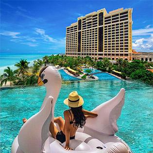 Tour Grand Hồ Tràm 2N1Đ Cực Hot - Trải Nghiệm Resort Đẳng Cấp 5*- Khu Du Lịch Suối Khoáng Nóng Bình Châu