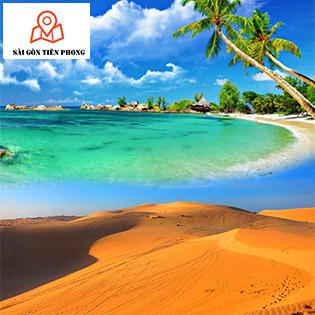 Tour Phan Thiết 2N1Đ - Mũi Né - Núi Tà Cú - Lưu Trú Khách Sạn 3* Có Bãi Biển Riêng - Khởi Hành Thứ 7 Hàng Tuần
