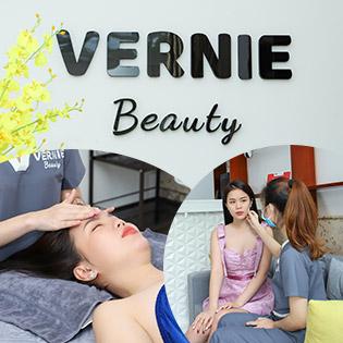 3 Combo Vip - Thải Độc Tố Cho Da & Liệu Trình Meso Aqua Vitamin C/ Collagen Tươi/ HA Dưỡng Da Tại Vernie Beauty - Spa Quận Phú Nhuận