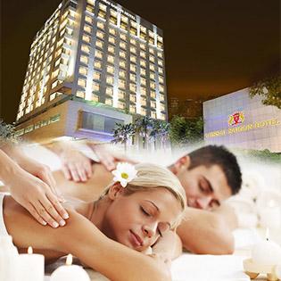 VIP 24/24h Lotus Massage Spa Vissai Sài Gòn 4* Sauna + Steambath + Ấn Huyệt, Massage Body, Foot Cho Nam, Nữ, Cặp Đôi (Couple)