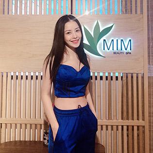Phun Mày Tán Bột Mực Thảo Dược Mỹ Cùng Chuyên Gia Tại Mim Beauty Spa